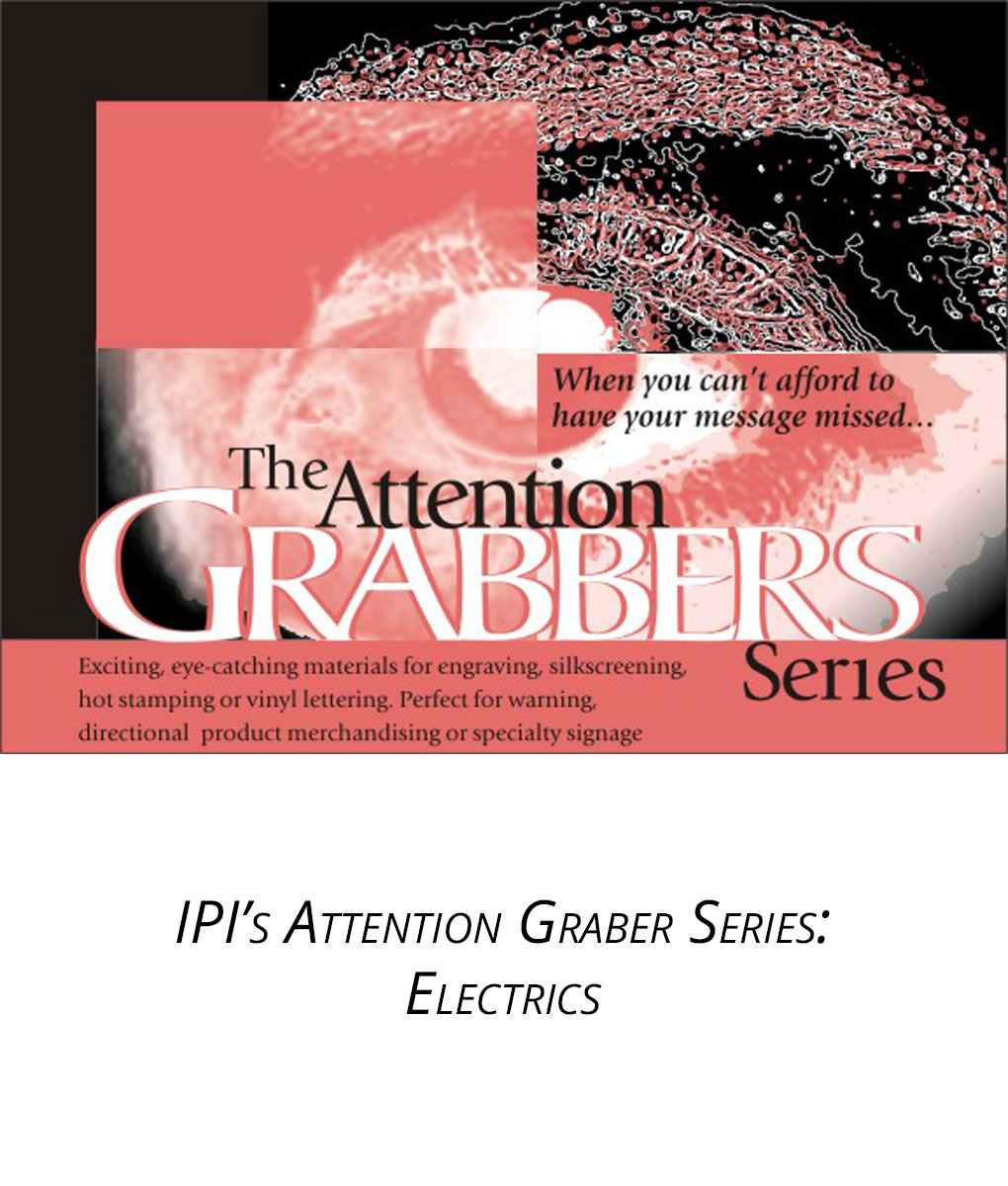 "Ipi Quote Ipi Attention Grabbers Series The Electrics 116""  Main Trophy"