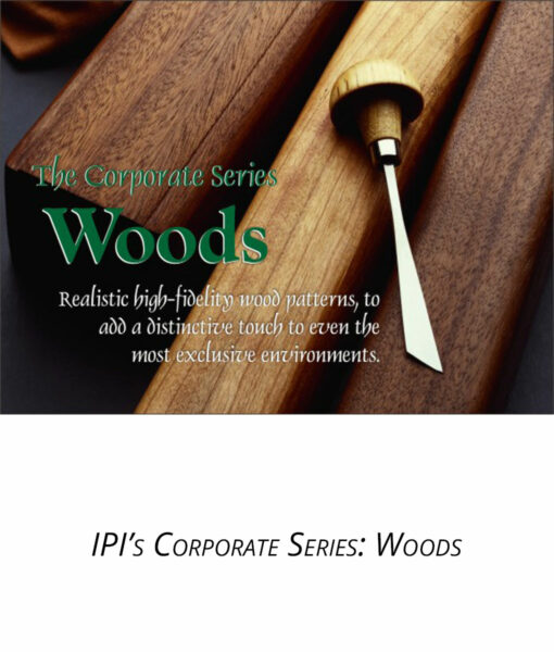 IPI Corporate Series - Wood engraving material from Main Trophy Supply