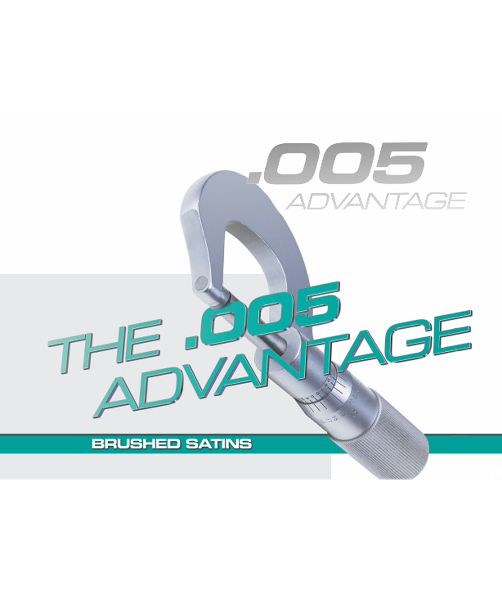 Ipi Quote Ipi005 Advantage Brushed Satins  Main Trophy Supply