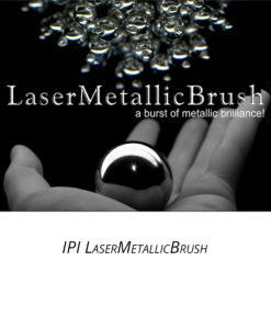 IPI Laser Metallic Brush - engraving material from Main Trophy Supply