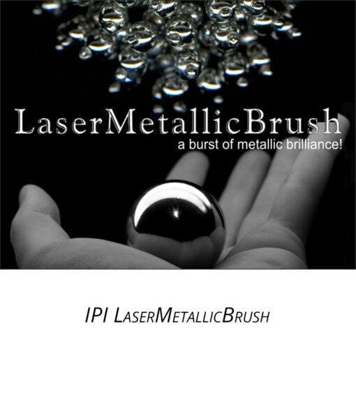 IPI Laser Metallic Brush - engraving material from Main Trophy Supply