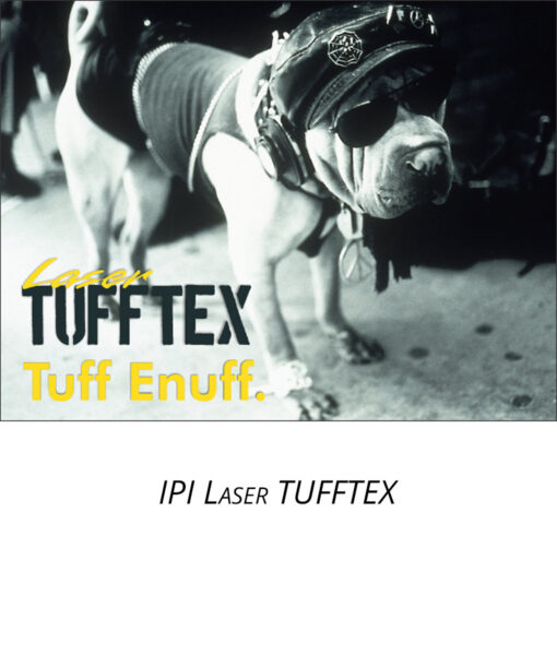 IPI Laser TUFFTEX - engraving material from Main Trophy Supply