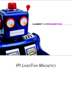 IPI LaserThin Magnetics - engraving material from Main Trophy Supply