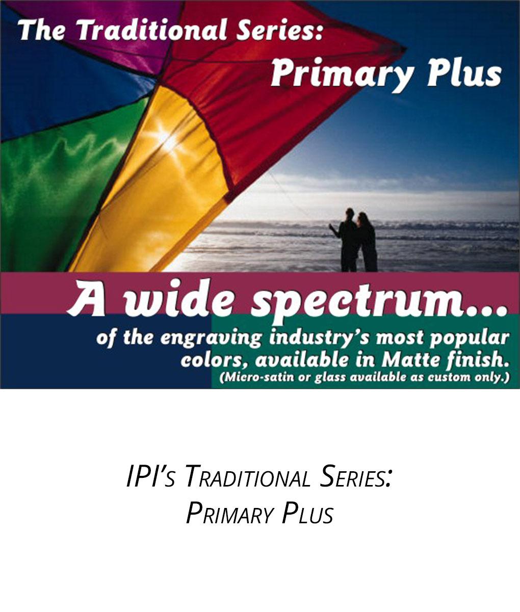 "Ipi Quote Ipi Traditional Series Primary Plus 116""  Main Trophy Supply"