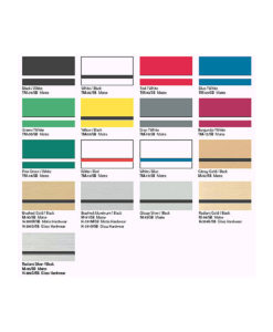 Smart Buy Series - color samples